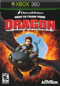 How to Train Your Dragon [RUS] XBOX 360