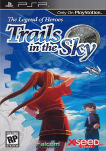 The Legend of Heroes: Trails in the Sky (Patched) [FullRIP] [CSO] [ENG]