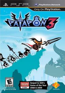 Patapon 3 [ENG] [FULLRIP] [Patched] [Игры для PSP]