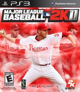 Major League Baseball 2K11 [ENG] PS3