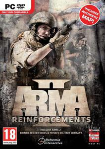 Arma 2: Второй фронт / Arma 2: Reinforcements (Repack)[2011] PC