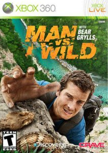Man vs. Wild [ENG] XBOX 360
