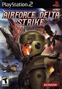 AirForce: Delta Strike [ENG] PS2