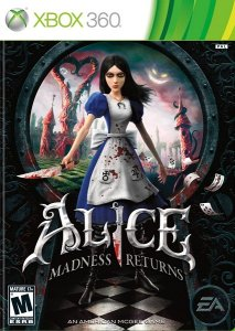 Alice: Madness Returns [ENG] XBOX 360