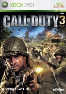 Call Of Duty 3 [RUSSOUND] XBOX360