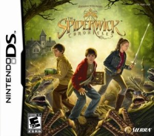 Spiderwick Chronicles [ENG] NDS