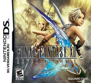 Final Fantasy XII Revenant Wings [MULTI5] NDS