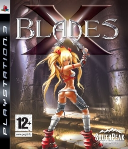 X-Blades [FULL] [RUSSOUND] PS3