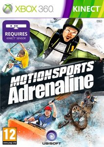 MotionSports Adrenaline (2011) [ENG] XBOX360