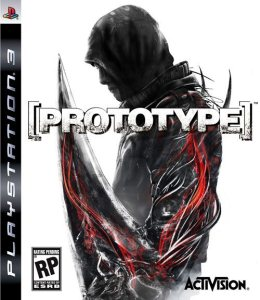 Prototype (2009) [ENG] PS3