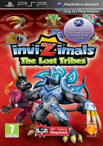 Invizimals: The Lost Tribes [RUS] (2011)