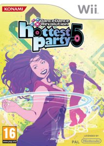 Dance Dance Revolution Hottest Party 5 (2011) [ENG][PAL] WII