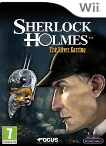 Adventures Of Sherlock Holmes The Silver Earring (2011) [ENG][PAL] WII