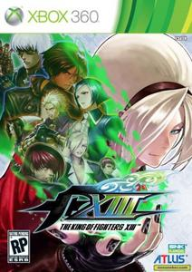 The King of Fighters XIII (2011) [ENG] XBOX360