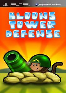 Bloons TD [ENG] (2011) PSP