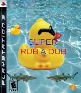 Super Rub a Dub (2007) [RUS] PS3