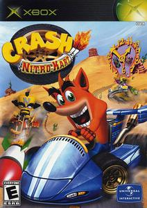 Crash Nitro Kart (2003) [ENG] XBOX360