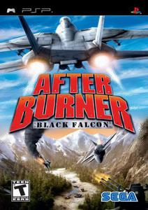 After Burner: Black Falcon /ENG/ [ISO]