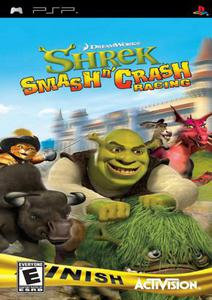 Shrek: Smash n' Crash Racing /RUS/ [ISO]