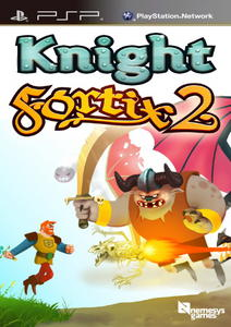 Knight Fortix 2 [ENG](2012) [MINIS] PSP