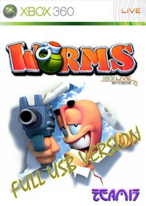 Worms (2007) [ENG] XBOX360