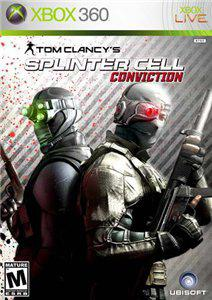 Tom Clancy`s Splinter Cell: Conviction [2010/RF/PAL/RUS] XBOX360