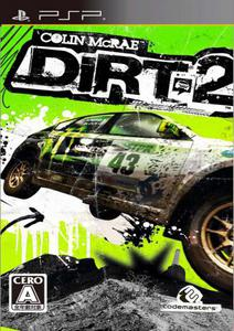 Colin McRae: DiRT 2 [ENG][ISO] (2009) PSP