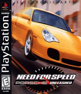 Need For Speed 5:Porshe unleashed [RUS](2000) PSX-PSP