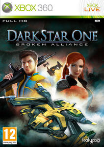 DarkStar One: Broken Alliance [2010/FULL/RF/ENG] XBOX360