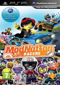 ModNation Racers (Patched) [FullRIP][Multi13][RUS] PSP