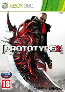 Prototype 2 (2012) [RUSSOUND/FULL/Region Free](LT+2.0) XBOX360