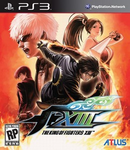 The King of Fighters XIII (2011) [ENG] PS3