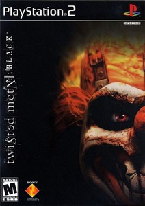 Twisted Metal: Black (2001/RUS/ENG) PS2