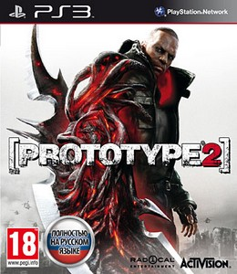 Prototype 2 (2012) [RUSSOUND/FULL] (True Blue) PS3