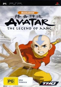 Avatar: The Legend of Aang /ENG/ [ISO] PSP