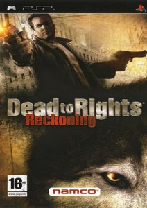 Dead to Rights: Reckoning /RUS/ [ISO] PSP