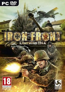 Iron Front: Liberation 1944 [RUS/Multi5] [Steam-Rip] (2012) PC