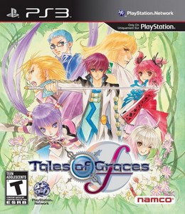 Tales of Graces F (2012) [ENG/FULL] (True Blue) PS3