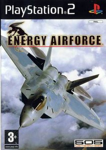 Energy Airforce [RUS] PS2