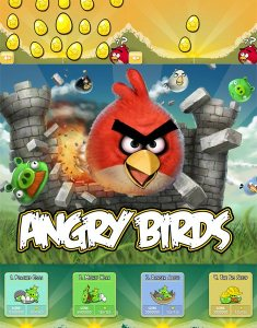 Angry Birds 1.5.3 [ENG] (2011)