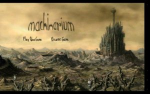 Machinarium [ENG] (2012)