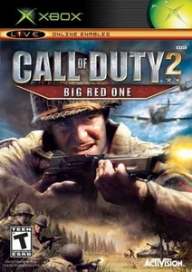 Call of Duty 2: Big Red One (2005) [RUSSOUND/FULL/Region Free] XBOX
