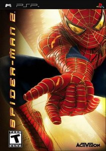 Spider-Man 2 /RUS/ [ISO] PSP