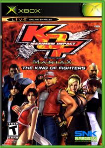 The King of Fighters: Maximum Impact - Maniax (2005) [ENG/FULL/NTSC] XBOX