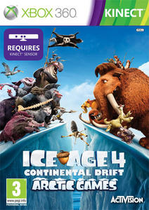 Ice Age 4: Continental Drift - Arctic Games (2011) [ENG/FULL/Region Free][Kinect] (iXtreme 15-я волна) XBOX360