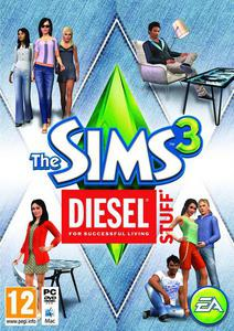 The Sims 3 Diesel Stuff Pack / The Sims 3: Каталог Diesel (RUS+ENG+Multi21)(Electronic Arts)[L] *RELOADED* (2012) PC
