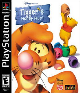 Tigger's Honey Hunt [RUS] (2000) PSX-PSP