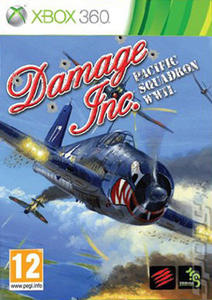 Damage Inc.: Pacific Squadron WWII (2012) [ENG/FULL/Region Free] (DEMO) XBOX360
