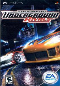 Need for Speed: Underground Rivals /RUS/ [ISO] PSP