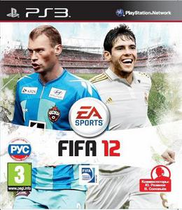 FIFA 12 (2011) [RUSSOUND][FULL] [3.55 Kmeaw] PS3
